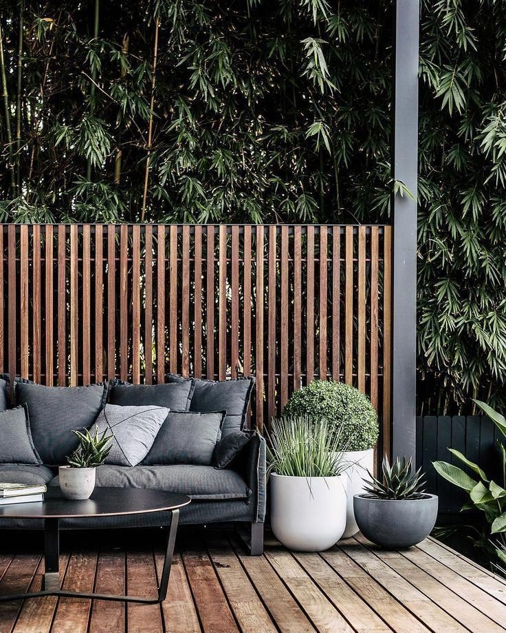 Excellent Private City Garden Design Ideas With Beach Vibes 38