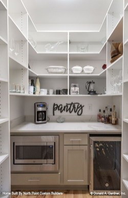 Incredible Kitchen Pantry Design Ideas To Optimize Your Small Space 09