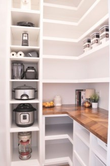Incredible Kitchen Pantry Design Ideas To Optimize Your Small Space 13