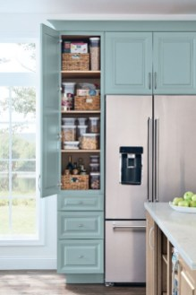 Incredible Kitchen Pantry Design Ideas To Optimize Your Small Space 19