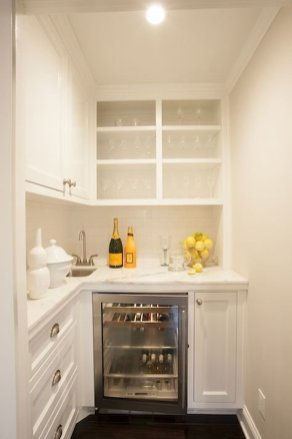 Incredible Kitchen Pantry Design Ideas To Optimize Your Small Space 27