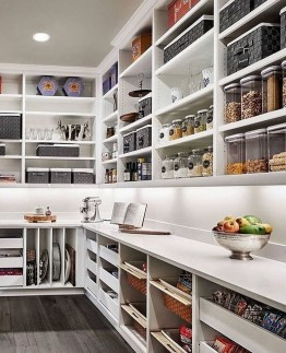 Incredible Kitchen Pantry Design Ideas To Optimize Your Small Space 28