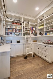 Incredible Kitchen Pantry Design Ideas To Optimize Your Small Space 30