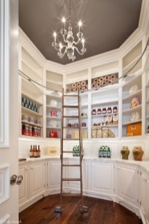 Incredible Kitchen Pantry Design Ideas To Optimize Your Small Space 31