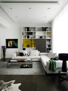 Inspiring Male Living Space Design Ideas That You Need To Try Asap 20