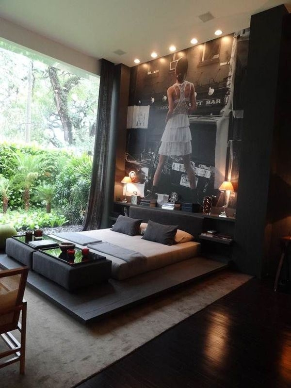 Inspiring Male Living Space Design Ideas That You Need To Try Asap 25