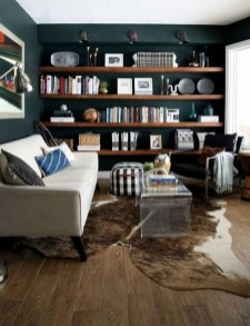 Inspiring Male Living Space Design Ideas That You Need To Try Asap 37