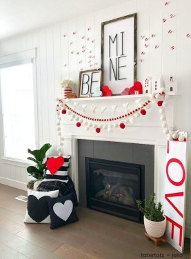 Outstanding Valentine Day Decorations Ideas That You Will Love 09