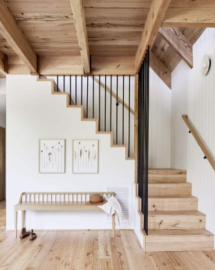 Pretty Scandinavian House Design Ideas With Wood Characteristics To Try 17