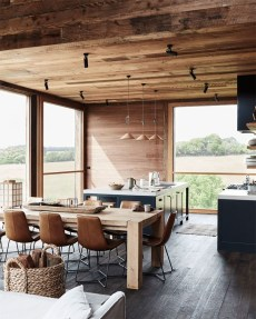 Pretty Scandinavian House Design Ideas With Wood Characteristics To Try 20
