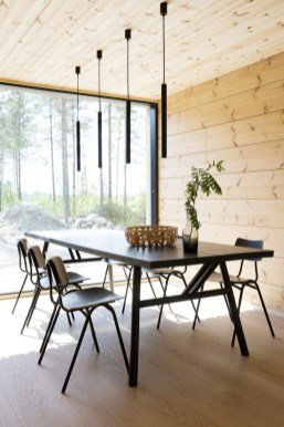 Pretty Scandinavian House Design Ideas With Wood Characteristics To Try 26