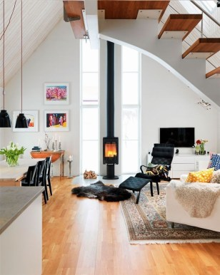 Pretty Scandinavian House Design Ideas With Wood Characteristics To Try 27