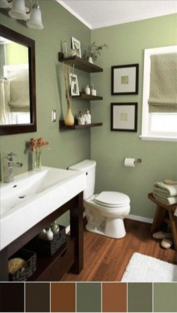 Sophisticated Pink Colors Design Ideas To Transform Your Bathroom 25