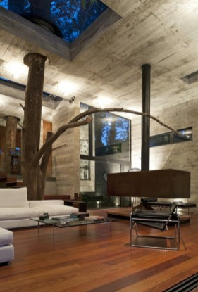Spectacular Tree Ness House Design Ideas With Organic Architecture Inspired By Tree 35