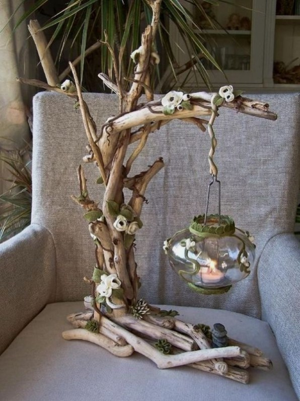 Splendid Driftwood Decor Ideas To Try Right Now 39