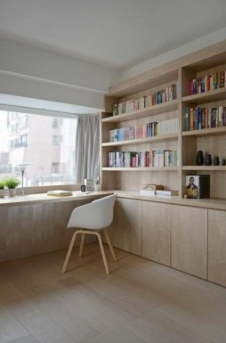 Splendid Workspaces Design Ideas That Mom Will Love 43