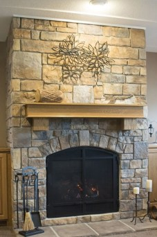 Superb Fireplaces Design Ideas Without Fire To Try In Your Home 20