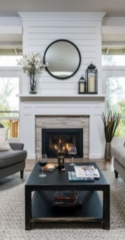 Superb Fireplaces Design Ideas Without Fire To Try In Your Home 23