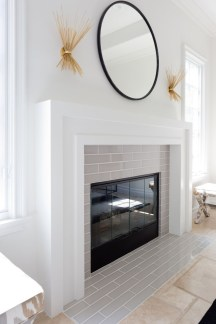 Superb Fireplaces Design Ideas Without Fire To Try In Your Home 31