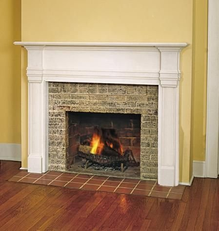 Superb Fireplaces Design Ideas Without Fire To Try In Your Home 38