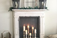 Superb Fireplaces Design Ideas Without Fire To Try In Your Home 39