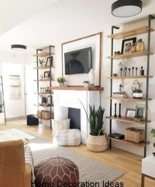Wonderful Natural Home Design Ideas To Have Simple Of Life 34
