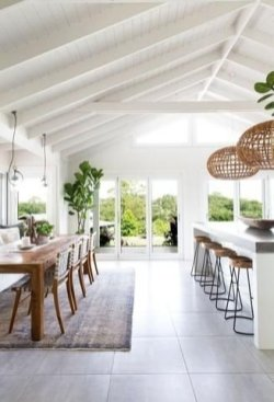 Wonderful Natural Home Design Ideas To Have Simple Of Life 36
