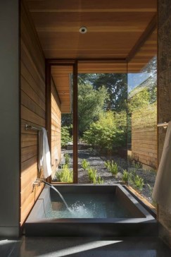 Adorable Japanese Soaking Bathtubs Design Ideas That Will Inspire You 07