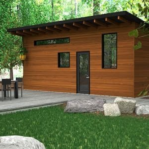 Adorable Tiny Houses Design Idea With 160 Square Feet That You Need To Try 06