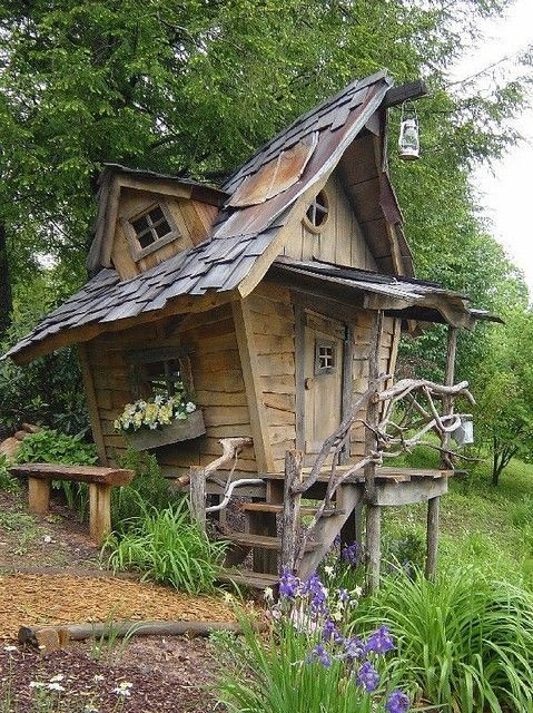 Affordable Fairy Tale Cottage Design Ideas With Three Little Pigs 11