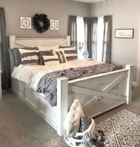 Amazing Foot Bed Design Ideas That You Need To Try 30