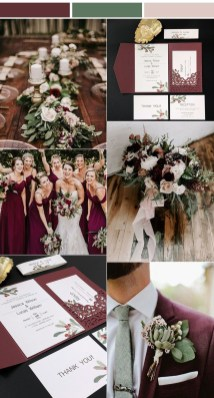 Astonishing Winter Wedding Theme Design Ideas With Winter Inspired 04
