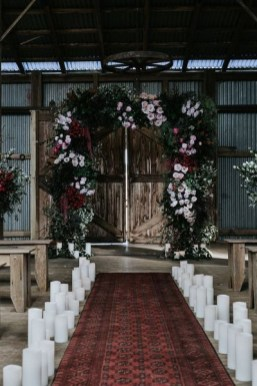 Astonishing Winter Wedding Theme Design Ideas With Winter Inspired 14