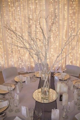 Astonishing Winter Wedding Theme Design Ideas With Winter Inspired 25