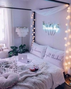 Beautiful Girl Bedroom Design Ideas That Looks So Charming 13