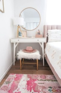 Beautiful Girl Bedroom Design Ideas That Looks So Charming 30