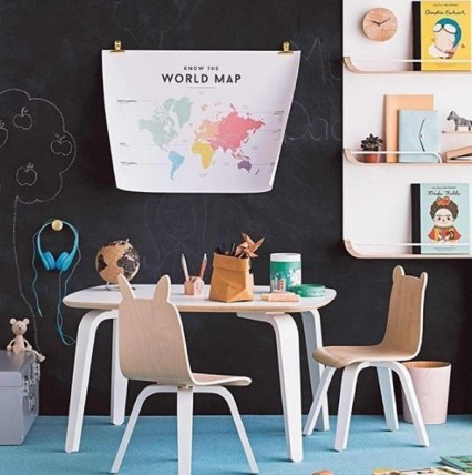 Beautiful Kids Furniture Design Ideas With Animal Shaped That You Must Try 25