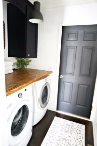 Best Tiny Laundry Spaces Design Ideas That So Functional 32