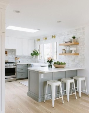 Best White Kitchen Design Ideas That You Need To Copy 08