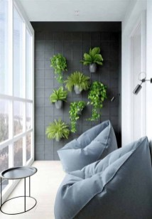 Comfy Balcony Design Ideas To Try Right Now 23
