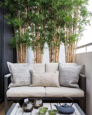 Comfy Balcony Design Ideas To Try Right Now 26