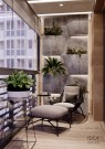 Comfy Balcony Design Ideas To Try Right Now 44