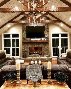 Cool Living Room Design Ideas That Looks So Adorable 18
