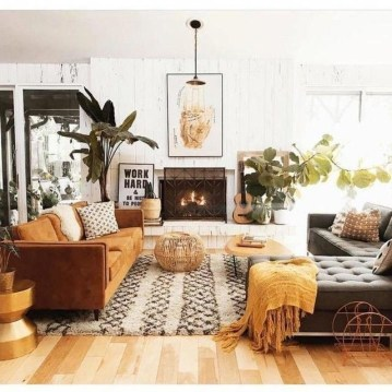 Cool Living Room Design Ideas That Looks So Adorable 24