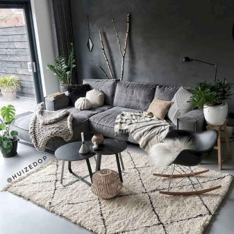 Cool Living Room Design Ideas That Looks So Adorable 43