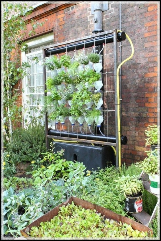 Cool Shady Indoor Garden Design Ideas In Loft Apartment To Try Asap 40