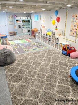 Cozy Basement Renovations Design Ideas For Kids Room That Looks So Awesome 15