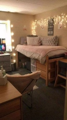 Cozy Dorm Room Design Ideas That Looks More Awesome 07
