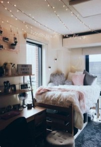 Cozy Dorm Room Design Ideas That Looks More Awesome 31