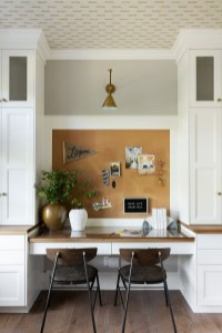 Delicate Two Seat Workspace Design Ideas To Try Right Now 13